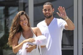 Malena Costa y Mario Suárez esperan su segundo hijo