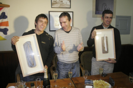 Mateo Sanz y Telefónica,  premios 'Romaní' y 'Ribot' de la prensa formenterense