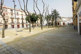28 de febrero, fin de obra en la plaza del Parc