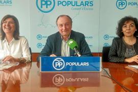 El PP exige al Consell que inicie este año el desdoblamiento de Ca na Negreta