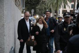 La Audiencia de Palma aguarda a Iñaki Urdangarin y Diego Torres