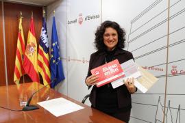 La integración tarifaria para el transporte público en Ibiza empezará en el mes de abril