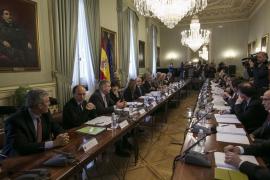 Comienza la reforma de la financiación con el consenso de PP y PSOE
