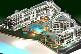 Proyectan un hotel de cinco estrellas y un 'beach club' para 8.000 personas en Sant Josep