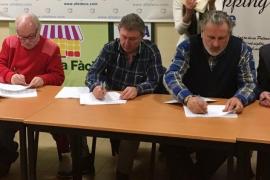 Patronales y sindicatos sellan el convenio laboral para el comercio de Baleares