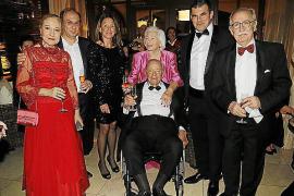 Elfy Egger celebra su 90 aniversario