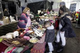 Degustación de 'gerret' y mercado de segunda mano en Sant Antoni