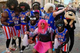Carnaval 2017 en Mallorca