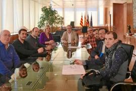El Consell expresa su «apoyo total» a la plataforma contra los agravios con Canarias