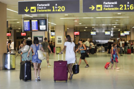 Aumenta un 4,6 % la llegada de turistas extranjeros a Baleares durante el mes de enero