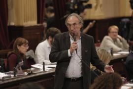 March: «La conflictividad escolar en Baleares está estabilizada»
