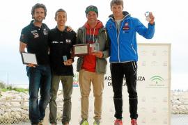 Sergi Escandell, subcampeón de España tras Pastor