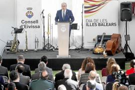 Vicent Torres reclama autogobierno: «Ibiza no puede ser la primera en dar y la última en recibir»