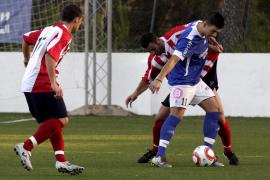 El delantero Àngel García podría regresar al San Rafael