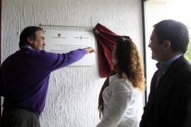 Eivissa estrena la sede de formación para empleados plúblicos y policías locales