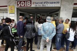 El paro desciende un 11% en Balears durante el mes de febrero