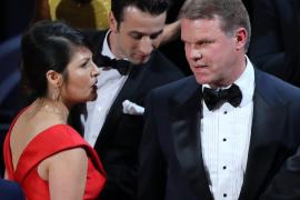 Los dos auditores responsables del error en los Oscar no volverán a trabajar para la Academia