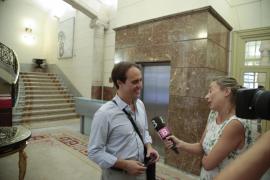 Jarabo afirma que el PP debe pedir la dimisión de Gijón por su supuesta connivencia con Cursach