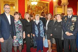 Celebración del Dia de les Illes en el Parlament