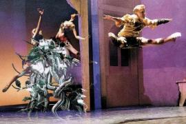 Pasodos baila la danza familiar de 'El Principito' en el Auditórium de Palma