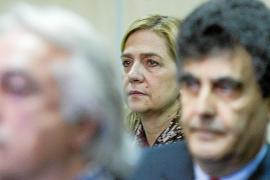 La Fiscalía llevará al Supremo la decisión de no aplicar la 'doctrina Botín' a la Infanta