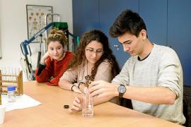 Once alumnos de Bachillerato participan en las Olimpiadas de Química