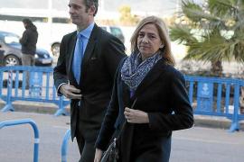 Los ciudadanos de Balears ven trato de favor en la absolución de la Infanta