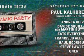 Ushuaïa Ibiza anuncia su cartel para su Opening Party 2017