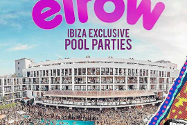 Elrow pool parties en exclusiva en Ibiza Rocks Hotel el 8 y 22 de agosto