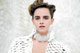 Polémico posado de Emma Watson