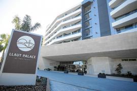 El hotel Llaut Palace, tras cerca de dos años de obras, abrió sus puertas el pasado mes de enero.