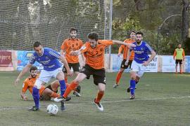 El sueño del 'play off' se aleja de Sant Rafel