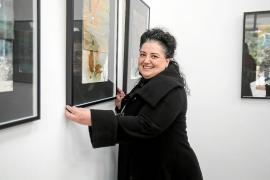 Josefina Torres muestra su obra «más oscura»