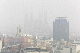 Barcelona vetará a los vehículos más contaminantes en 2019