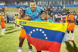 Oliver Mendoza acerca al Cibao a la Concacaf