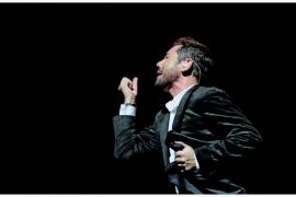 El flamenco de Miguel Poveda recala en el Auditòrium de Palma