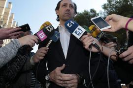 Bauzá dice que la admisión de avales para el congreso del PP ha sido arbitraria e injusta