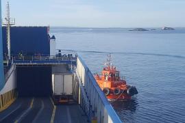 Baleària modifica sus trayectos por una avería en el ferry Sicilia