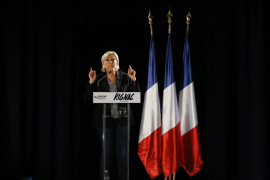 Le Pen dejaría el poder si los franceses no respaldaran la salida de Francia de la UE
