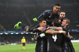 Sergio Ramos mete al Real Madrid en cuartos de final