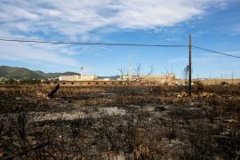 Ruiz culpa a los propietarios de los terrenos de ses Feixes de la degradación de la zona