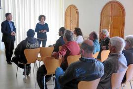 Sant Josep presenta un proyecto de fondeos ecológicos para Cala Vedella