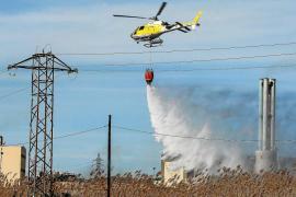 El PP reclama que se adelante la llegada del helicóptero al 1 de abril