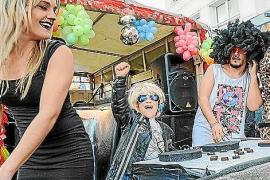 La rúa de carnaval de Sant Antoni se celebrará mañana, si el tiempo lo permite