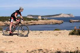 Mil bikers se han inscrito ya para competir en la vuelta a la isla blanca