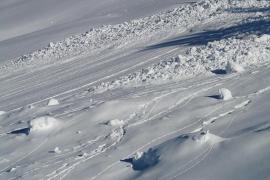 Dos esquiadores muertos y dos desaparecidos por un alud en los Alpes franceses