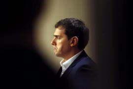 Rivera señala que si el PP propone otro candidato para Murcia, «aquí no ha pasado nada»