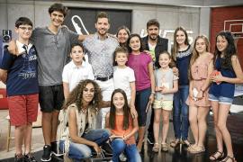 Marc Cuevas participa en La Voz Kids