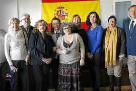 La Hermandad de Monárquicos abre sede en el Raiguer