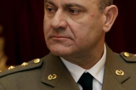 El coronel mallorquín Codina, nuevo jefe del Estado Mayor de la Comandancia
